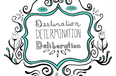 Destination Determination Deliberation - illustration by Maddy Beaupré. mcbeaupre.com