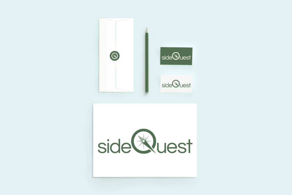 Logo for SideQuest