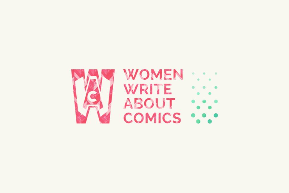 Women Write About Comics Logo | Maddy Beaupré: Illustration